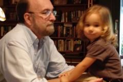 Bill and Granddaughter Wally (2)
